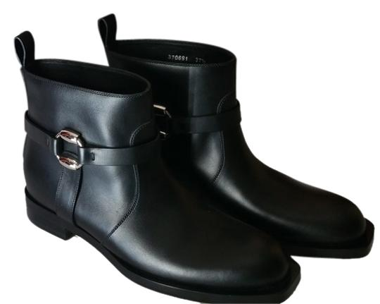 Preload https://item3.tradesy.com/images/gucci-nero-womens-ankle-leather-cirano-lux-new-375-bootsbooties-size-us-75-regular-m-b-10230277-0-3.jpg?width=440&height=440