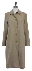 Ralph Lauren Taupe Wool Coat