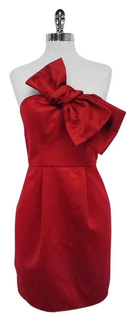 Preload https://item5.tradesy.com/images/abs-by-allen-schwartz-red-bow-strapless-mini-short-casual-dress-size-4-s-10231849-0-1.jpg?width=400&height=650