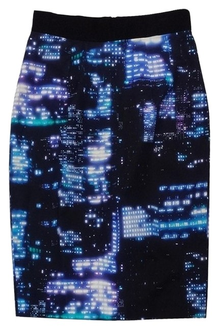 Preload https://item3.tradesy.com/images/milly-city-at-night-cotton-blend-size-10-m-31-10231927-0-1.jpg?width=400&height=650