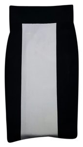 Balmain x H&M Skirt Black & White
