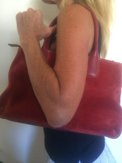 Cole Haan Leather Small Shoulder Bag