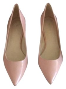 Nine West Blush Sexy Heels Nude Pink Pumps