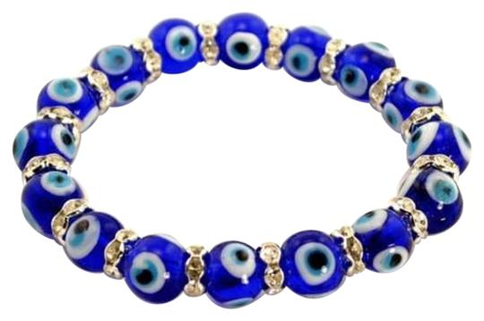 Preload https://item2.tradesy.com/images/cobalt-blue-new-evil-eye-hamsa-bead-crytal-stretch-good-luck-protect-bracelet-10233361-0-1.jpg?width=440&height=440