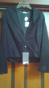 Alexander McQueen Couture black Jacket