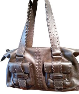 Michael Kors Leather Designer Shoulder Bag