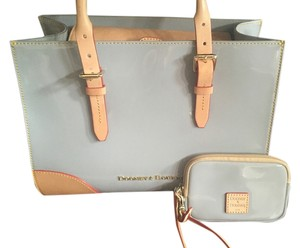 Dooney & Bourke Satchel in Grey