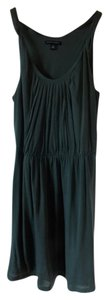 Banana Republic short dress forest green on Tradesy