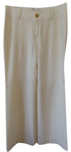 Banana Republic Flare Pants cream