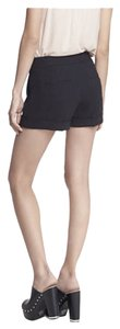 Express Cuffed Shorts Blac