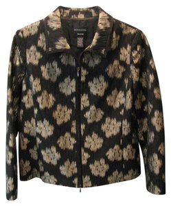 Doncaster Nwt Black and Beige Jacket