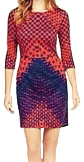 Preload https://img-static.tradesy.com/item/10235788/daniel-cremieux-houndstooth-above-knee-workoffice-dress-size-6-s-0-1-650-650.jpg