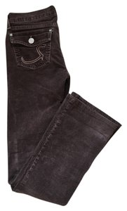 Rock & Republic Boot Cut Pants Brown
