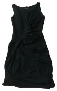 BCBGMAXAZRIA Bcbg Cocktail Work Sheath Sleeveless Dress