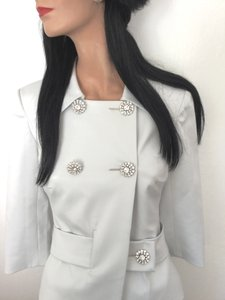 * NEW * White Trina Turk Dress