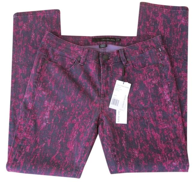 Preload https://item2.tradesy.com/images/calvin-klein-collection-purple-acid-ultimate-skinny-jeans-size-32-8-m-10235971-0-1.jpg?width=400&height=650