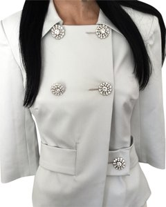 Preload https://item5.tradesy.com/images/trina-turk-white-crystal-buttons-evening-jacket-new-blouse-size-4-s-10236019-0-2.jpg?width=400&height=650