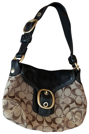 Preload https://item3.tradesy.com/images/coach-brown-clothleather-hobo-bag-10236127-0-7.jpg?width=440&height=440
