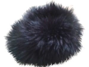 fur muff Very Large Real Fur Muff