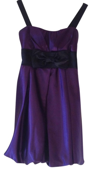 Preload https://item3.tradesy.com/images/speechless-purple-and-black-above-knee-formal-dress-size-0-xs-10236742-0-1.jpg?width=400&height=650