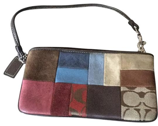 Preload https://item2.tradesy.com/images/coach-suede-and-canvas-wristlet-10236946-0-1.jpg?width=440&height=440