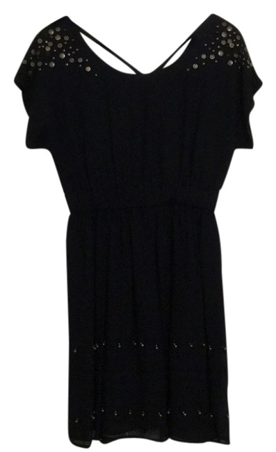 Preload https://item4.tradesy.com/images/fei-black-above-knee-short-casual-dress-size-2-xs-10236988-0-1.jpg?width=400&height=650