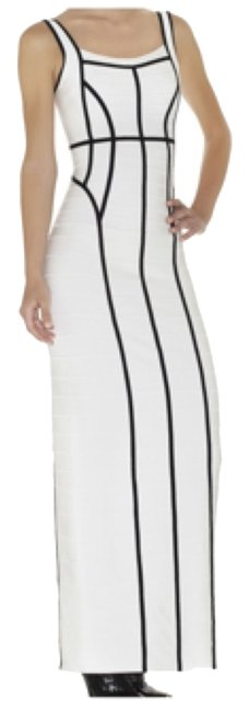 Preload https://item3.tradesy.com/images/herve-leger-black-and-white-helena-long-night-out-dress-size-12-l-10237762-0-1.jpg?width=400&height=650