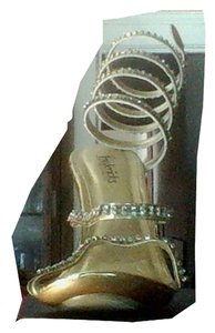 Frederick's of Hollywood Gold Formal