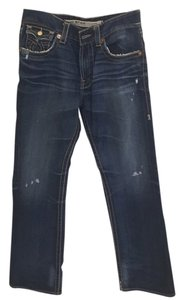 Big Star Trouser/Wide Leg Jeans