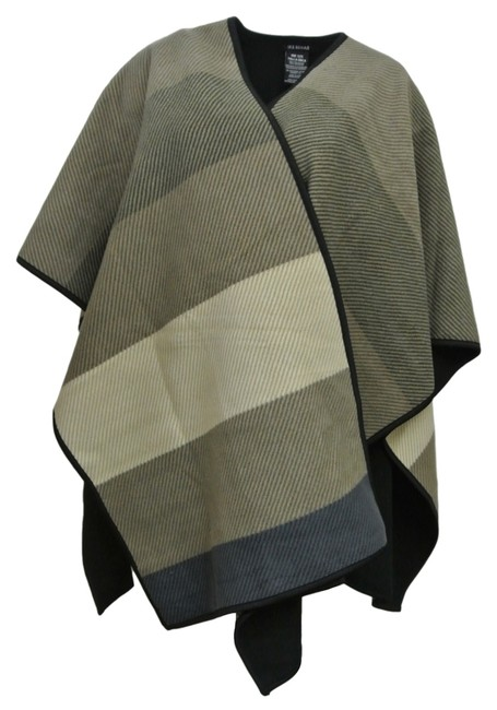 Item - Multicolor Poncho/Cape Size OS (one size)