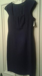 David Meister short dress black on Tradesy