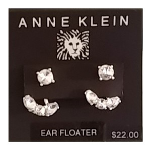 Anne Klein ANNE KLEIN Crystal Ear Jackets
