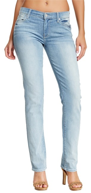 Preload https://item2.tradesy.com/images/7-for-all-mankind-powder-blue-light-wash-classic-straight-leg-jeans-size-26-2-xs-10239931-0-1.jpg?width=400&height=650