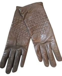 Bottega Veneta Botegga Veneta leather gloves