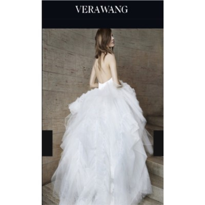 vera wang wedding dress on sale 57 off wedding dresses on sale at tradesy. Black Bedroom Furniture Sets. Home Design Ideas