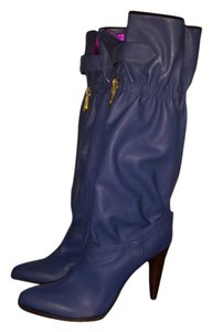 Marc Jacobs Navy Boots