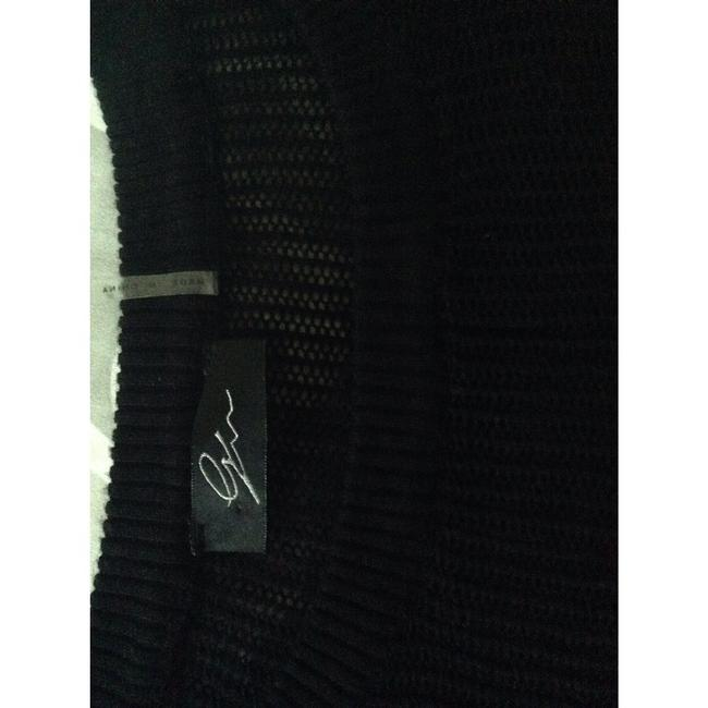 Other Open-weave Sheer Sweater