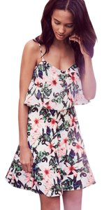 Vince Camuto short dress Floral on Tradesy