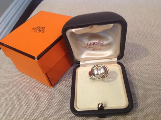 Hermès ( PRICE REDUCED ) Hermes Gold Promise Rings