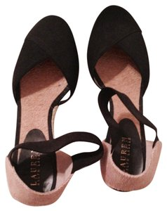 Ralph Lauren Blac Wedges