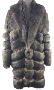 Via Veneto Fur Fur Coat