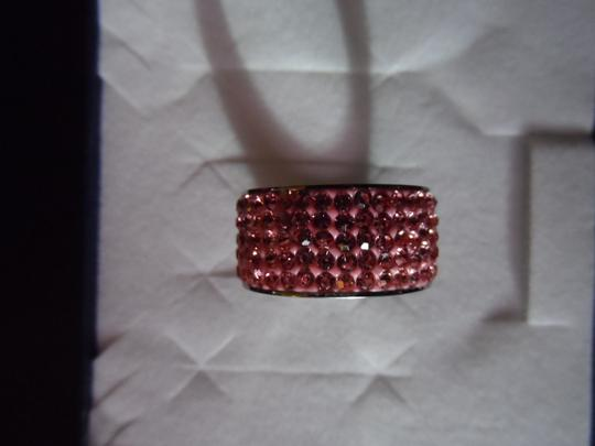 Other Pink Austrian Crystal Ring