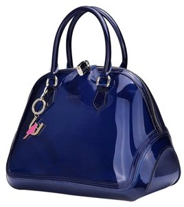 SABOHEMIAN Satchel in Navy Dark Night