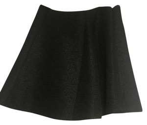Kate Spade Mini Skirt Black/ shimmer