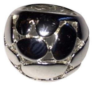 Other Silver Big Bold Ring