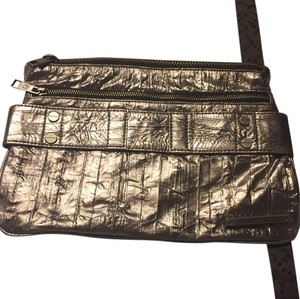 Matt & Nat Gunmetal Clutch