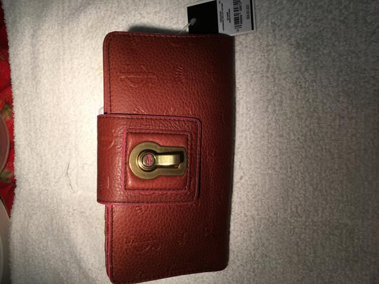 Juicy Couture Continental wallet leather