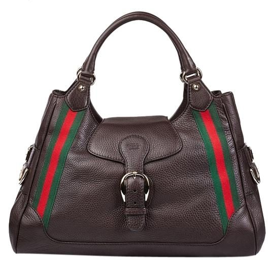 Preload https://item2.tradesy.com/images/gucci-hobo-dark-brown-leather-tote-10245541-0-4.jpg?width=440&height=440