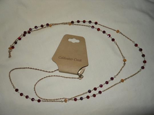 Coldwater Creek coldwater creek stone necklace