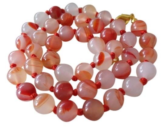 Preload https://item2.tradesy.com/images/red-agate-natural-gemstone-necklace-1024566-0-0.jpg?width=440&height=440